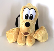 Disney Parks Pluto the Dog 10 inch Big Feet Plush Doll NEW - $31.90