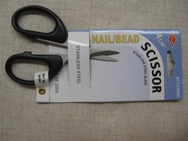 nail scissors bead scissors New 4.25 Inch Sciss... - $6.95