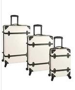3 Piece Luggage Spinner Set Stylish Travel Vacation Bag HardShell Sturdy... - $636.00