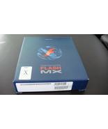 Macromedia Flash MX upg. - $29.00