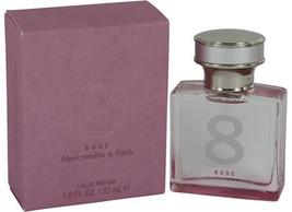 Abercrombie & Fitch Abercrombie 8 Rose 1.0 Oz Eau De Parfum Spray image 6