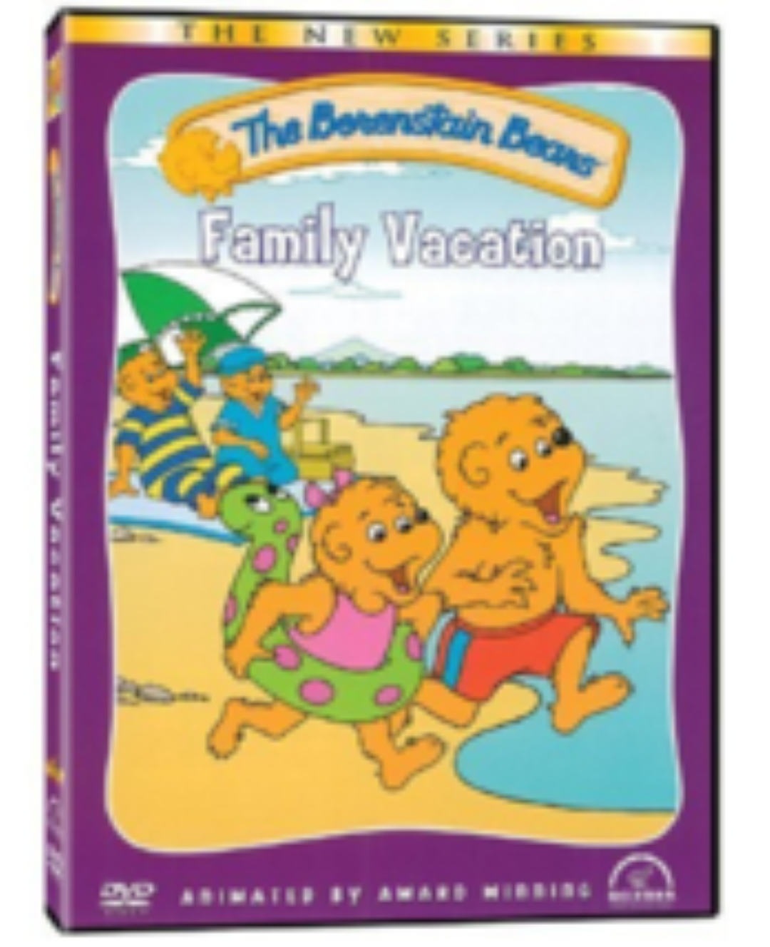 Family Vacation: Vol 6 Berenstain Bears Dvd
