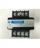 MICRON IMPERVITRAN CONTROL TRANSFORMER B100PU15JX (NEW NO BOX) FREE SHIPPING - $46.71