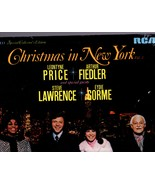 Christmas in New York - RCA record - $9.95