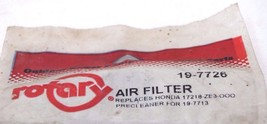 Rotary Air Filter 19-7726 (36z9dr) - $2.50