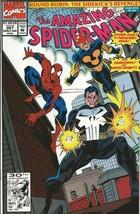 Amazing Spiderman #357 ORIGINAL Vintage 1992 Marvel Comics Moon Knight P... - $19.79