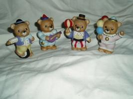 Homco Circus Clown Bears 1449 RETIRED Home Interiors - $12.99
