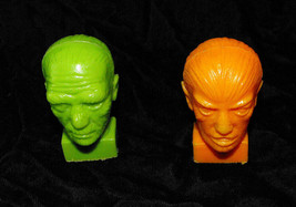 Mummy & Wolfman Pencil Sharpeners Universal Studio Monsters - $22.99