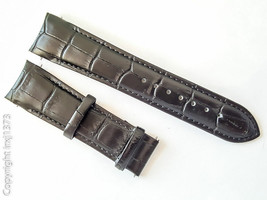 New black leather strap Watchband for Tissot T035617A and T035439A witho... - $34.65