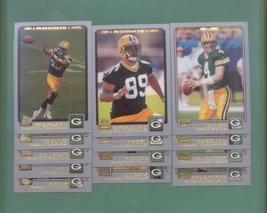 2001 Topps Green Bay Packers Football Set - $3.99