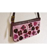 Max&Co Max Mara Genuine Leather Handbag Shoulder Bag Suede Purse Studs C... - $25.00