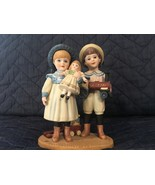 """Jan Hagara """"Sharice And Parry"""" Limited Edition 1984-85 Figurine - $25.00"""