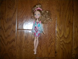 """Mattel 2012 Ever After Doll 10 1/2"""" Dressed with Headband Jointed - $18.81"""