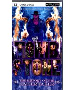 PSP UMD Video - Tombstone The History of The Undertaker - $11.95