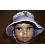 Disney Parks Minnie Mouse Sun Beach Polka Dot Bucket Hat Infant 0-12 Months - $14.84