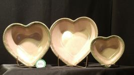 Stoneware Heart Shaped Serving Bowls AA-192037 (3 pieces) image 9