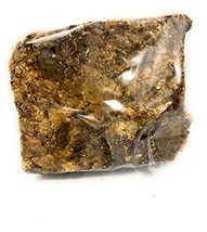 African Black Soap 100% Pure Raw 8 oz. image 2