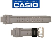 Genuine CASIO G-SHOCK  Watch Band Strap GA-1000-8A  GA-1000-9B Gray Rubber - $31.45