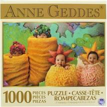 Anne Geddes 1000 Piece Puzzle - Under The Sea Babies - $14.84