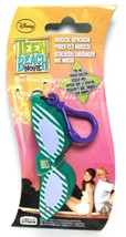 Teen Beach Movie Musical Keychain Cruisin For A Brusin Keyring Sunglasse... - $11.17