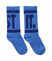 Nike Boys 3PK Performance Training Crew Socks Small 3Y-5Y SX6839-943 image 3