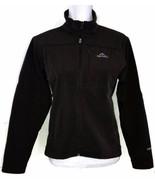 Denali Fitted Jacket Brown Women Medium M MED Fleece Lined Mesh Pockets ... - $31.78