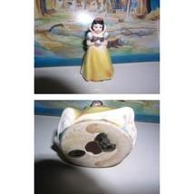 Snow White Porcelain Disney Snow White and seven Dwarfs Figurine made in... - $49.99