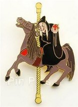 Snow White Hag Carousel Authentic Disney Villain Auction on original car... - $154.99