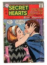 SECRET HEARTS #121-1967-REACH FOR HAPPINESS-DC ROMANCE - $22.70