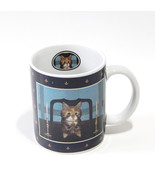 Lang and Wise Lowell HerreroTabby Cat Mug Cup Lord Buffington  LH 6 1997 - $9.99