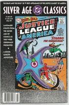 Silver Age Classics Justice League Of America #28 (1992) High Grade Dc Comics - $16.99