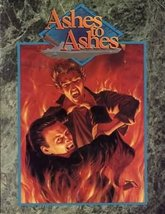 White Wolf Vampire the masquerade ashes to ashes RPG book - $14.99