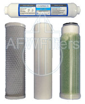 RO/DI Psarion Psi Reef Filter Kit RFDIFK replacement set fits 5 stage re... - $69.99