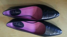 Cole Haan Black/hot pink inside Shoes Size 9.5B - $9.49