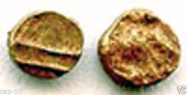 World's Smallest Gold Coin of Vijayanagar Empire,India - $13.99