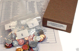 170 Different Mint Coins From 170 Different Countries Uncirculated,With ... - $53.92