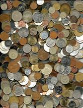 20 LBs Circulated World Foreign Coins, An Excellent Assortment - $246.51