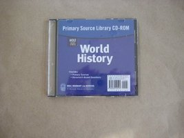 World History Primary Source Library CD-ROM [CD-ROM]  - $19.99