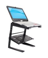 PYLE-PRO PLPTS26 Laptop Computer Stand for DJ with Storage Shelf - £38.16 GBP