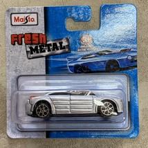 Maisto Fresh Metal 2001 Dodge Super 8 Hemi Concept Car 1/64 New In Package - $5.94