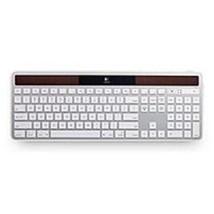 Logitech 920-003677 K750 Wireless Solar Keyboard for Mac - 2.4 GHz - White - $1.649,72 MXN