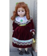"Porcelain Collectible 15"" Doll JC Penney Exclus... - $39.99"