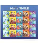 MAIL A SMILE 2012 - (USPS) MINT SHEET STAMPS - $21.35 CAD