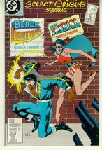 SECRET ORIGINS #26 (1986 Series) NM! ~ Black Lightning - $1.00