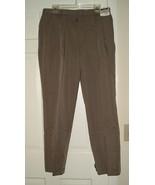 RBM EXTENDER Men's Soft Khaki Dress Pants Trousers Size 34 x 30 New With... - $19.99
