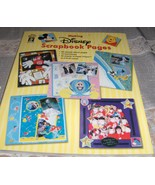 Making Disney Scrapbook Pages Book by Hot off t... - $10.00
