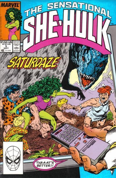 Sensational she hulk  5