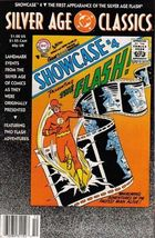 SILVER AGE CLASSICS: SHOWCASE #4 NM! ~ FLASH - $1.00