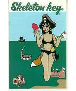 SKELETON KEY #21 (Amaze Ink) - $1.00