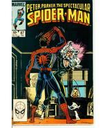 SPECTACULAR SPIDER-MAN #87 (1976 Series) - $1.00
